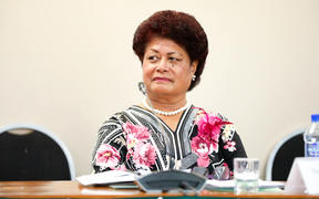 Fiji MP Salote Radrodro says she appreciates being able to sharing her views as an opposition member