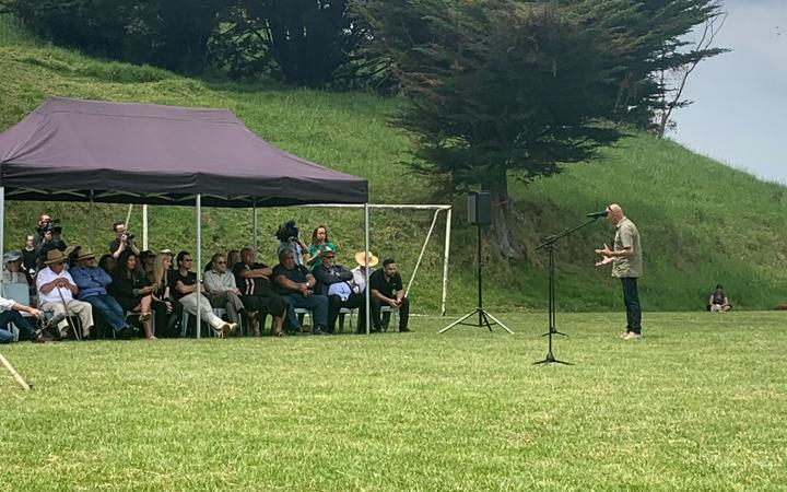 Independent Māori Statutory Board representative Tau Henare.