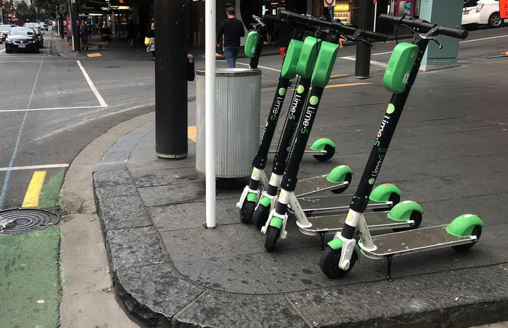 Lime Scooters lose contract to operate on Auckland's streets