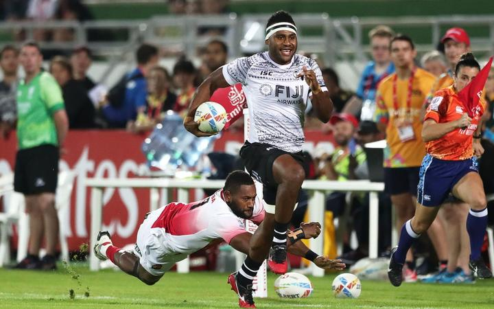 Fiji miss out on Dubai Sevens last-eight for first time