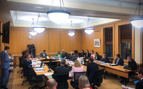The Social Services and Community Select  Committee conducts and annual review of Oranga Tamariki - Ministry for Children