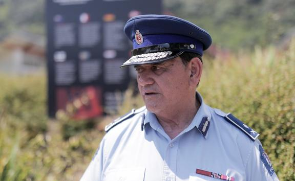 Police deputy commissioner Wally Haumaha says families have been told about the recovery of the six bodies and are very relieved.