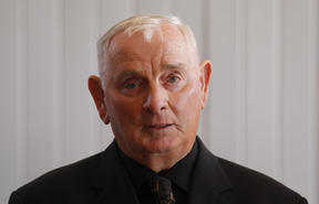 Arthur Allan Thomas pictured in 2013.