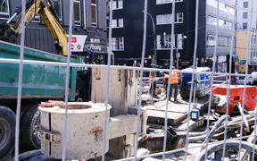 Wellington Sewage pipe blockage