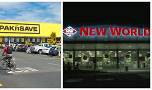 Pak n' Save and New World