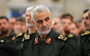 Iranian Quds Force commander Qassem Soleimani has been killed in a US airstrike.