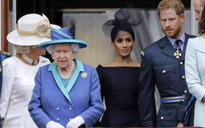 Britain's Prince Harry and his wife Meghan will step back as senior members of the royal family and spend more time in North America, the couple said in a shock announcement on January 8, 2020.