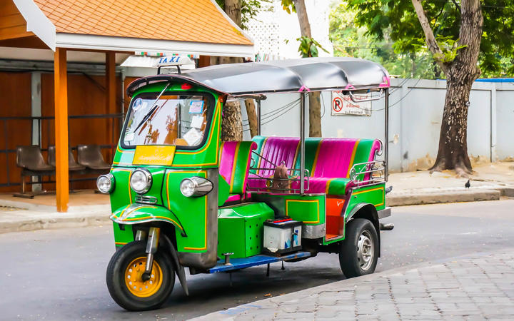 Tuk Tuks are considered safety-critical cars, says Engineering New Zealand's chief executive Susan Freeman-Greene.