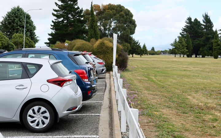 Plans to expand car parking at Marlborough Airport have been delayed by a full stormwater system.