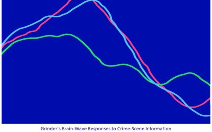 Brainwave pattern from the Grinder case (serial killer)