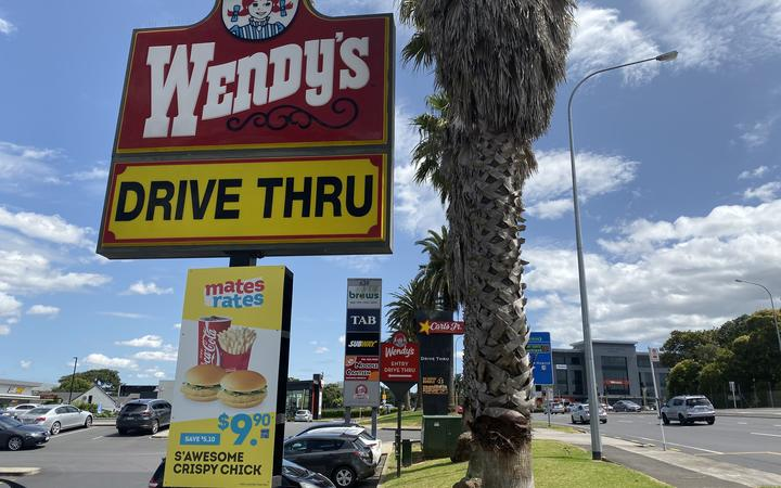 South Auckland is flooded with fast food choices, Auckland Regional Public Health reporting shows.