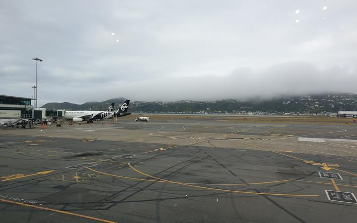 Fog at Wellington Airport has caused more than a dozen delays and cancellations this morning.