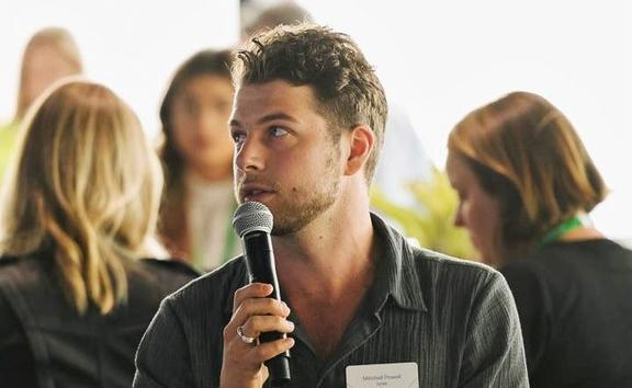 Mitchel Powell, NZME social content porducer