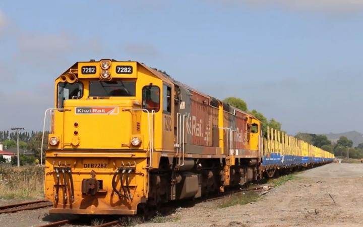 KiwiRail Wairoa to Napier line.