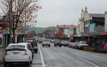 Waipukurau is the largest town in the Central Hawke's Bay District. Businesses hope the economy will get a boost from the Ruataniwha Dam.