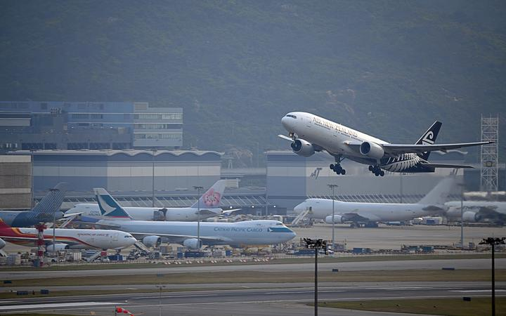 Coronavirus: Air New Zealand plans to resume Shanghai and Hong Kong flights