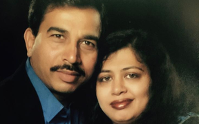 Indian-American entrepreneur Pratap 'Paul' Singh and wife Mayuari 'Mary' Singh, both both died from injuries after the eruption.