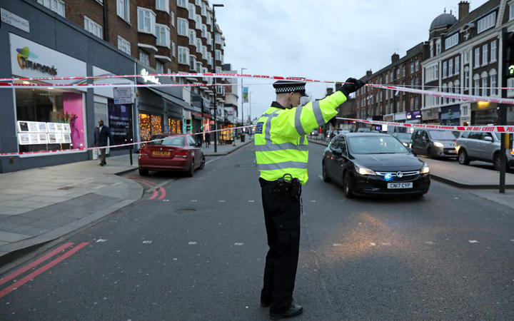 Man Shot Dead by Police After Stabbing Incident