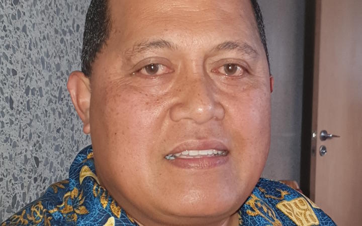 Auckland Pacific community leader Reverend Victor Pouesi.
