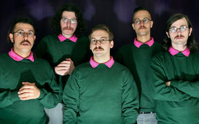 Ned Flanders-themed band Okily Dokily