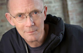 Author William Gibson.
