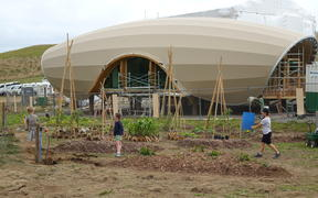 Green School New Zealand.