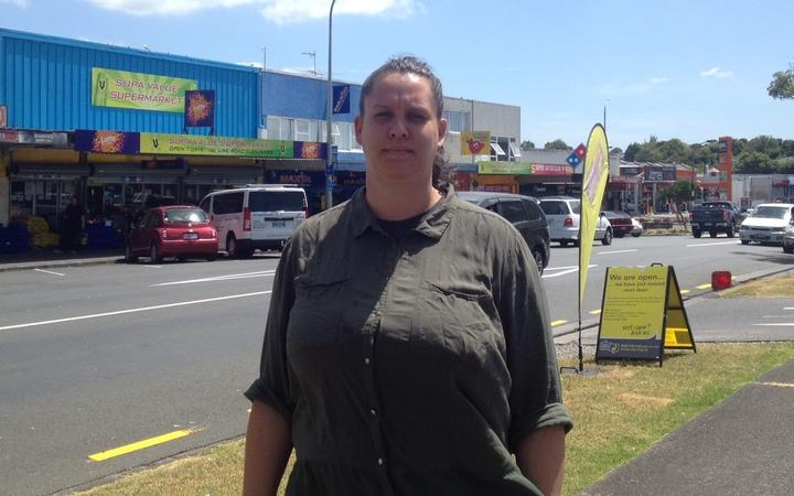 Glen Innes resident Claire took part in a Massey University study exploring the struggles locals have with housing and poverty.