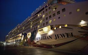Norwegian Cruise Line is denying reports that someone on board the Norwegian Jewel has tested positive for Covid-19 Coronavirus.