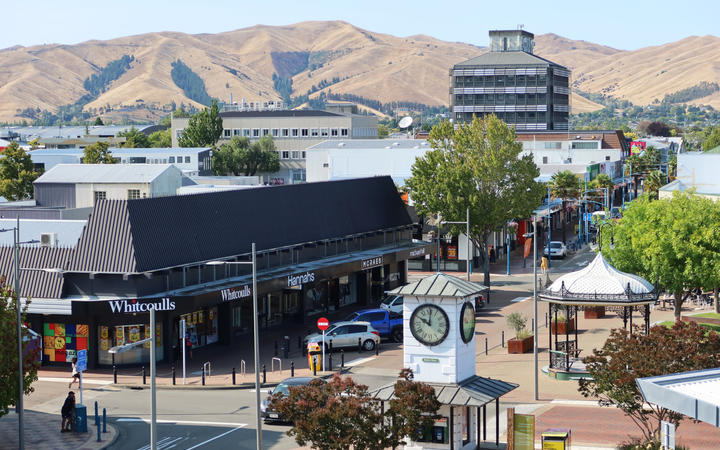 Business groups in Blenheim are in talks over a business hub.