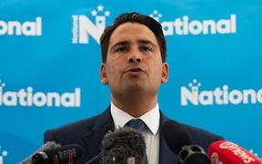 Simon Bridges laying out the economic priorities for National.