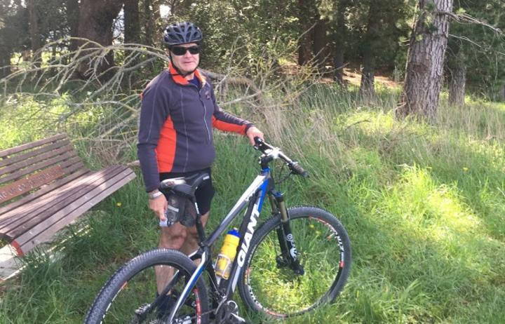 Cyclist Brent Norriss was fatally hit by a car on SH2 near Wellington. Hundreds of cyclists went on a memorial ride on 17 February to pay tribute.