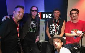 Andrew Fagan and The People RNZ - NZ Live