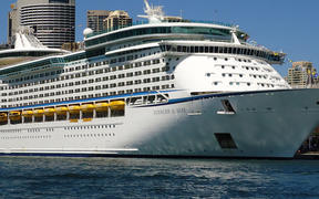 Voyager of the Seas in Sydney 2014