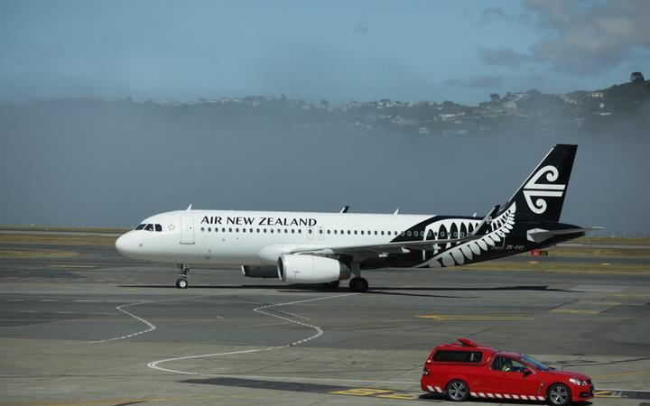 Fog delays Wellington flights