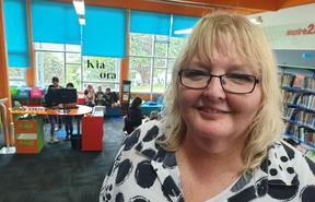 Clare Forrest is the library manager at Raroa Normal Intermediate School in Wellington.