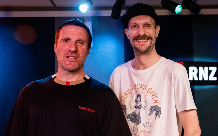 Jason Williamson & Andrew Fearn (Sleaford Mods)