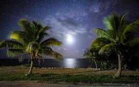 Niue's dark skies are now protected under the International Dark Sky Association.