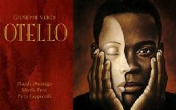 Otello CD cover