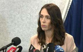 Prime Minister Jacinda Ardern speaks to media on the commemorations of the Christchurch mosque attacks and the Covid-19 outbreak, 13 March 2020.