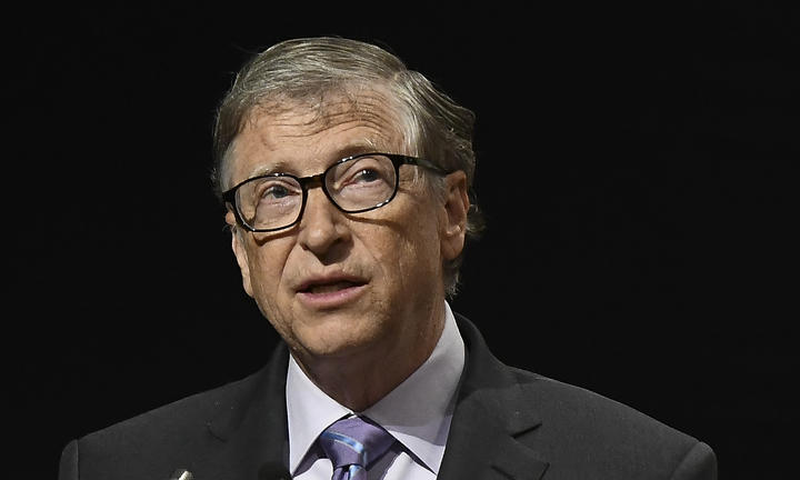 Image result for images of Bill Gates steps down from Microsoft board to focus on philanthropy
