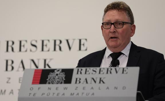 Reserve Bank governor Adrian Orr.