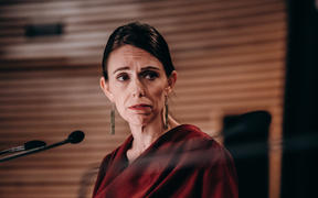 Jacinda Ardern, Winston Peters announce $12.1 billion economic relief package.