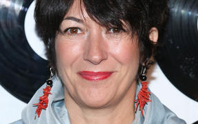 Ghislaine Maxwell attends the 2014 ETM (EDUCATION THROUGH MUSIC) Children's Benefit Gala on May 6 2014 in New York City.