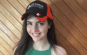 Canadian Alexandra Botez is a fulltime chess streamer.
