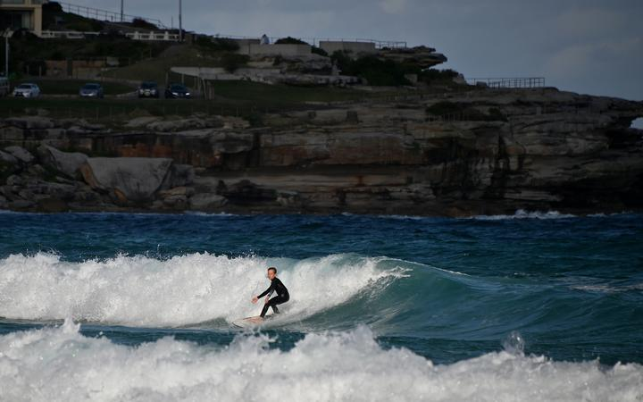 Sydney's Bondi Beach temporarily closed after large gatherings did not heed warnings