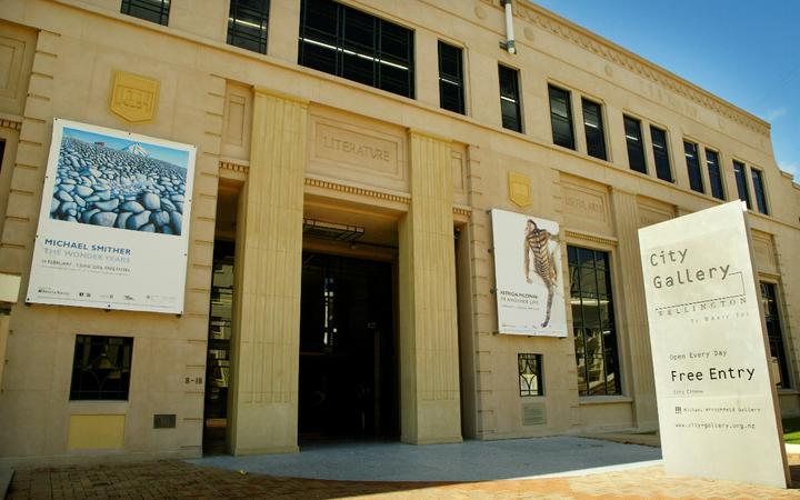 Wellington City Gallery is one of the community facilities that is closing due to Covid-19.