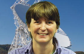 Dr. Karen O'Neil is the Director of the Green Bank Observatory.