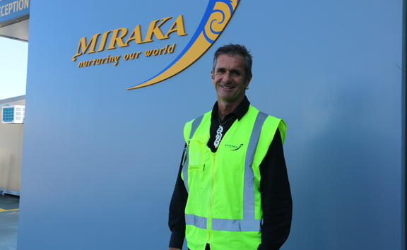 Murray Hemi is Kaitaiki and General Manager of Environment Leadership at Miraka, the Māori owned diary processing company.