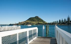 13192311 - pier at pilot bay, mount maunganui