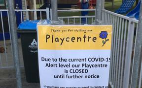 Covid-19 lockdown: play centre shut down, closed